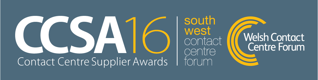South West / Welsh Contact Centre Forum Supplier's Awards Logo